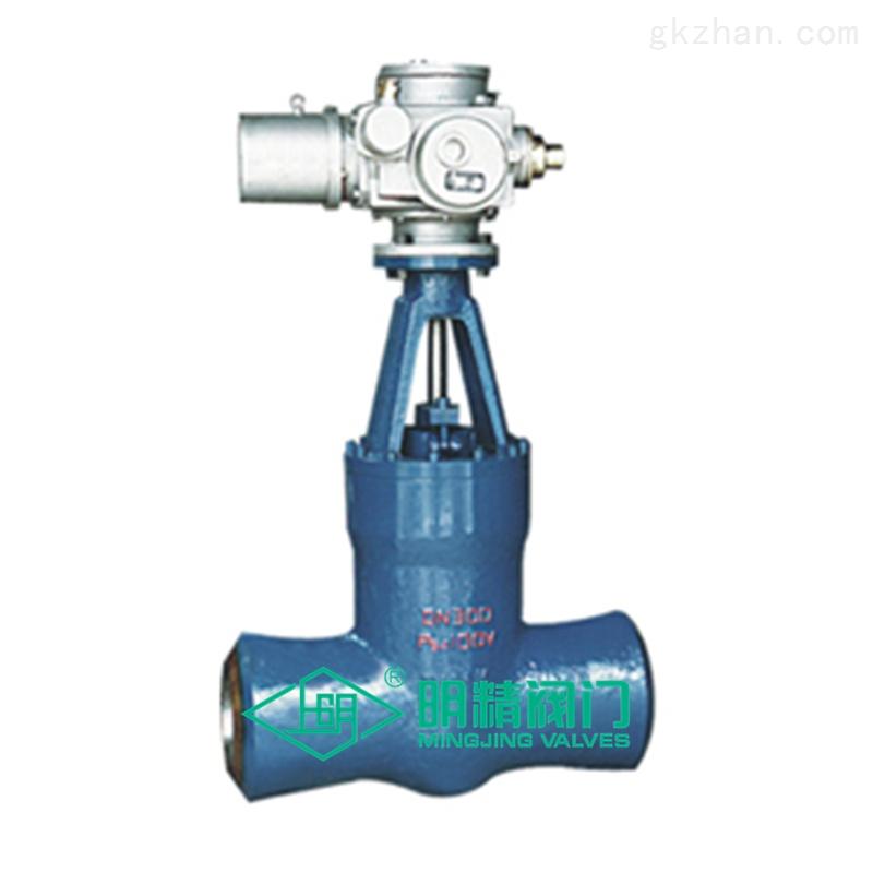 电动高温高压焊接电动闸阀,法兰闸阀