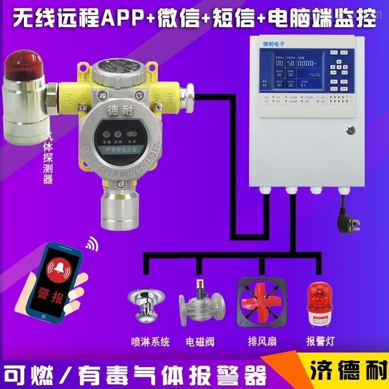 固定式二氯甲烷浓度报警器,远程监测