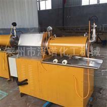 防爆不銹鋼砂磨機閉式納米級研磨珠磨機設備
