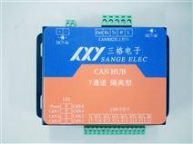 三格CAN集线器 型号:MS-HUB