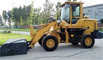 路面清刷機(環保無塵型)