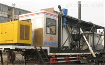 XL-15C车载式橡胶沥青生产设备