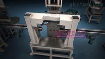 自动化装配焊接线工业三维演示动画制作