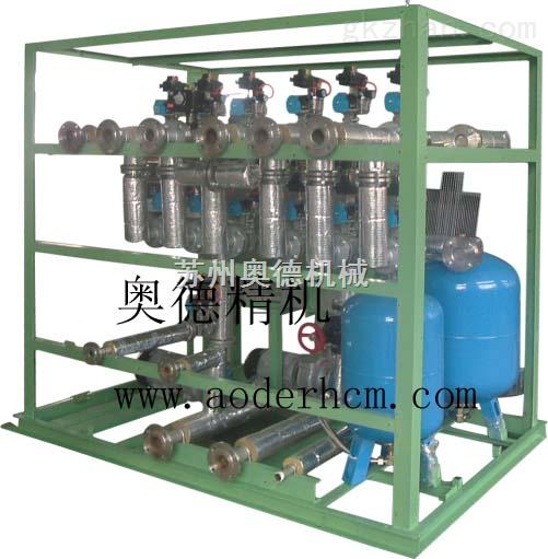 W系列水温控制系统,温水控制机