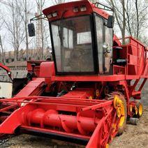 多功能玉米秸稈青儲機 大型牧草收割青貯機