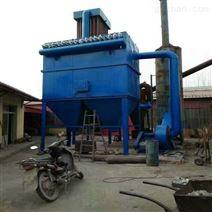 鑄造廠中頻電爐除塵器煙氣捕集系統的構成