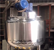 不鏽鋼攪拌乳化罐