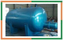 卧式容积式水水热交换器