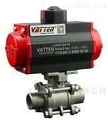 上海法登气动执行器生产厂家 双作用气缸