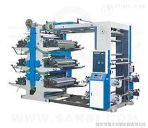 YT型六色柔性凸版印刷机