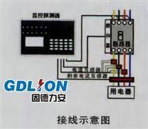 智慧用电系统在线监测装置在配电柜外的安装