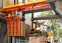 加工自動裝車設備 自動箱料桁架式裝車機