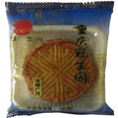 充气月饼包装机-月饼智能包装机-湖南月饼包装机
