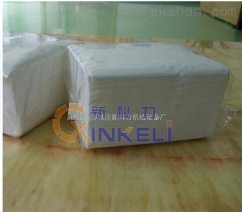 精品软抽纸巾包装机