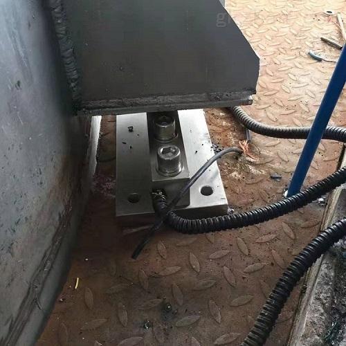 反应釜模块3吨料罐称重模块5T计量泵
