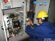 污染治理设施用电实时监测系统配电柜内安装