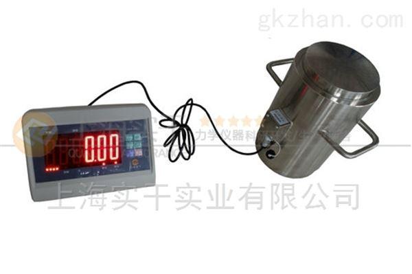 100Kn柱体拉压力计连线式测力计外置式