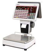 超市收银打印小票的电子秤多少钱
