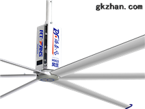 7.3米的工業大風扇真的省電嗎?
