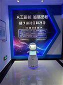 湖北武漢展廳展館迎賓講解機器人