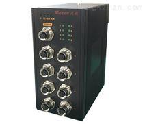 卡轨式全千兆网管型工业以太网交换机