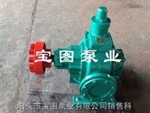 优质宝图品牌沥青齿轮泵.防爆齿轮泵价格.移动式齿轮泵