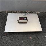 1吨防水生鲜食品行业不锈钢电子地磅秤