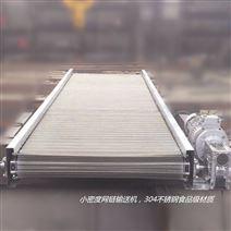食品输送流水线厂家304不锈钢网带输送机