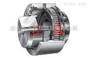 万盛机械传动生产TGT型尼龙内齿圈鼓形齿式联轴器