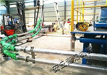 片碱管链式输送机 密闭管链提升机厂家报价