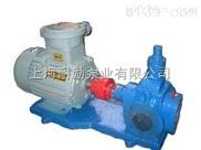 YCB型卧式圆弧齿轮输油泵价格