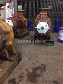 凯泉KQW底盘ISW型卧式单级管道离心泵概述