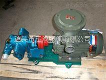 KCB小型防爆齿轮泵