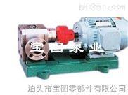 怎样处理不锈钢齿轮泵漏油?--泊头宝图