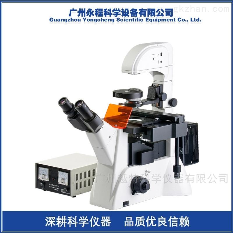 广州粤显XDY-2倒置荧光显微镜细胞组织