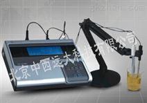 台式精密酸度计(PH计) 型号:HK-3C