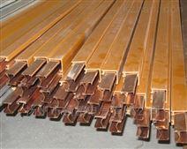 800A的銅滑觸線(銅滑線護套)