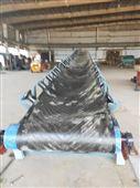 固定式礦用帶式輸送機 沙石裝車運輸機