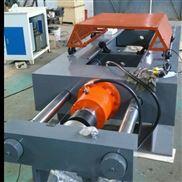 800KN吊装带卧式拉伸试验机