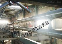 复合肥管链输送设备、管链提升机结构