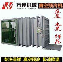 上海青四季豆真空冷卻機