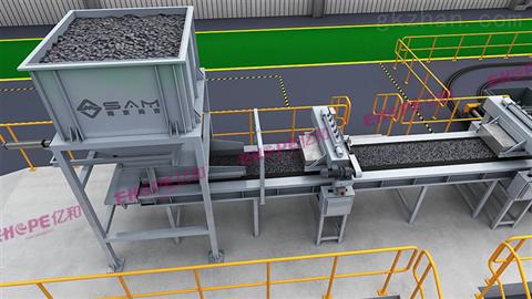 钛合金制造流程工艺三维动画