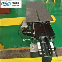 堆垛機雙向自動伸縮托板
