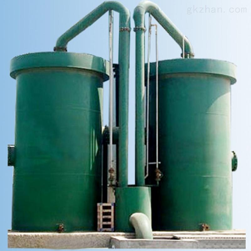 广西河池重力式一体化净水设备安装使用手册
