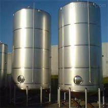 全新不锈钢玻璃水储罐 工厂加工定做