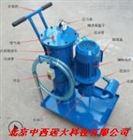 TX36-LUC 滤油小推车(中西器材) 型号:TX36-LUC
