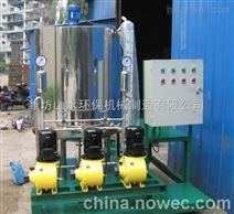 热网水加氨系统装置选型详细介绍