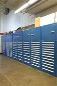工具箱、工具柜、零部件仓储