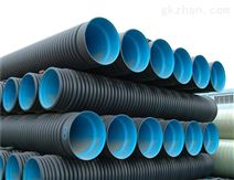 许昌HDPE双壁波纹管价格低生产能力强