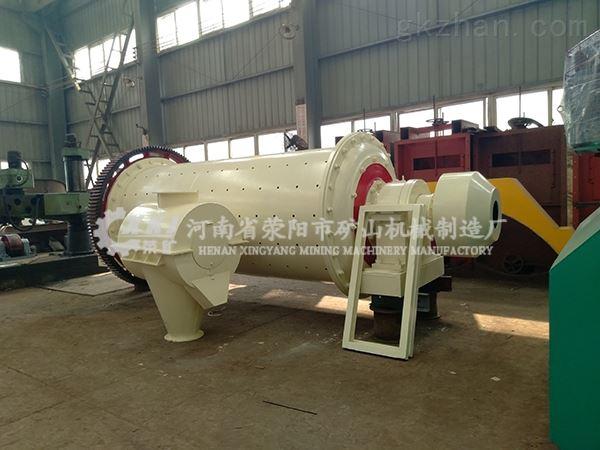 时产20吨石灰球磨机主轴承瓦形瓦烧毁原因